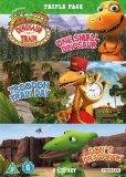 Dinosaur Train (3 Disc Boxset) [DVD]