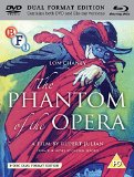 The Phantom of the Opera (3 - Disc Dual Format Edition) [DVD]