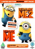 Despicable Me/Despicable Me 2 Limited Edition Gift Box [DVD + UV Copy] [2013]
