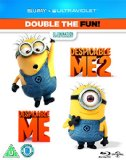 Despicable Me/Despicable Me 2 [Blu-ray + UV Copy] [2013]