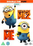 Despicable Me/Despicable Me 2 [DVD + UV Copy] [2013]
