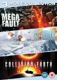 Disaster Triple: Megafault/Ice Quake/Collision Earth [DVD]