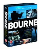 The Bourne Collection [Blu-ray + UV Copy]