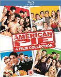 American Pie: 4 Film Collection [Blu-ray + UV Copy]