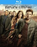 Revolution - Season 1 [Blu-ray] [Region Free]
