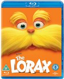Dr. Seuss' The Lorax [Blu-ray] [2012] [Region Free]