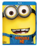 Despicable Me [Blu-ray + UV Copy] [2010] [Region Free]