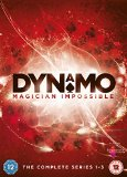 Dynamo: Magician Impossible - Series 1-3  [2013] DVD