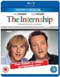 The Internship (Blu-ray + UV Copy)