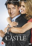 Castle - Season 5 [DVD]