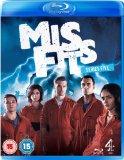 Misfits: Series 5 [Blu-ray]