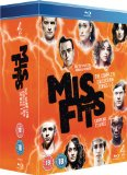 Misfits: Series 1-5 [Blu-ray]