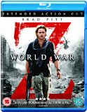 World War Z [Blu-ray] [Region Free] Blu Ray