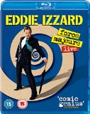 Eddie Izzard: Force Majeure (Live 2013) [Blu-ray]