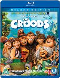 The Croods (Blu-ray 3D + Blu-ray + UV Copy)