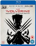 The Wolverine (Blu-ray 3D + Blu-ray + UV Copy)