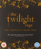 The Twilight Saga: The Complete Collection [Blu-ray]