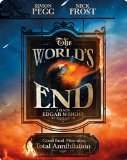 The World's End - Limited Edition Steelbook [Blu-ray + UV] [Region Free]