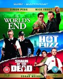 The Cornetto Trilogy Box Set [Blu-ray] [Region Free] Blu Ray