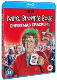 Mrs Brown's Boys Christmas Crackers [Blu-ray] [2012]