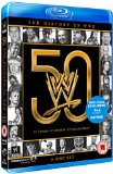 WWE: The History of WWE: 50 Years of Sports Entertainment [Blu-ray]