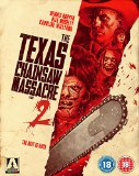 The Texas Chainsaw Massacre 2 Blu-ray