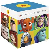 Pixar Boxset [Blu-ray] [Region Free]