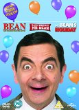 20 Years of Mr Bean [Bean: The Ultimate Disaster Movie/Happy Birthday Mr. Bean/ Mr. Bean's Holiday] [DVD]