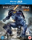 Pacific Rim [Blu-ray 3D + Blu-ray + UV Copy] [2013] [Region Free]