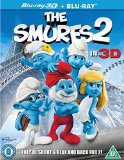 The Smurfs 2 (Blu-ray 3D + Blu-ray + UV Copy) [2013]