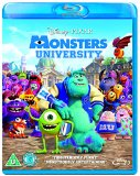 Monsters University [Blu-ray] [Region A & B & C]