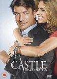 Castle - Season 1-5 [DVD]