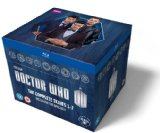 Doctor Who: The Complete Box Set - Series 1-7 [Blu-ray] Blu Ray