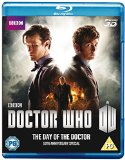 Doctor Who: The Day of the Doctor - 50th Anniversary Special [Blu-ray]
