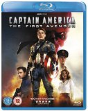 Captain America: The First Avenger [Blu-ray] [Region Free]