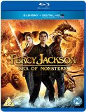 Percy Jackson: Sea of Monsters (Blu-ray + UV Copy)