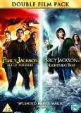 Percy Jackson and the Lightning Thief / Percy Jackson: Sea of Monsters Double Pack [DVD]