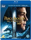 Percy Jackson: Sea of Monsters (Blu-ray 3D + Blu-ray + UV Copy)