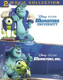Monsters Inc. / Monsters University Collection [Blu-ray] [Region Free]