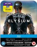 Elysium - Steelbook [Blu-ray]