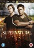Supernatural - Season 8 Complete [DVD]