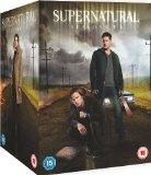 Supernatural - Season 1-8 Complete [DVD]