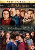 The Ken Follett's World Without End / Pillars of the Earth [DVD]