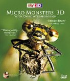 Micro Monsters with David Attenborough 3D (As Seen On Sky) [Blu-ray]