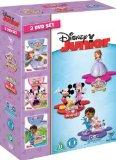 Disney Junior Collection [DVD]