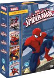 Ultimate Spider-Man - Vol 1-4 Box Set [DVD]
