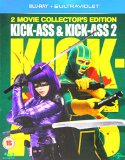 Kick-Ass/Kick-Ass 2 [Blu-ray + UV Copy] [Region Free]