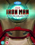 Iron Man 1-3 Complete Collection [Blu-ray] [Region Free]