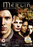 Merlin - The Complete Collection - Series One to Five [DVD]