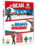 Three Beantastic Adventures  [Bean: The Ultimate Disaster Movie/Mr. Bean's Holiday/Merry Christmas Mr Bean] [DVD]
